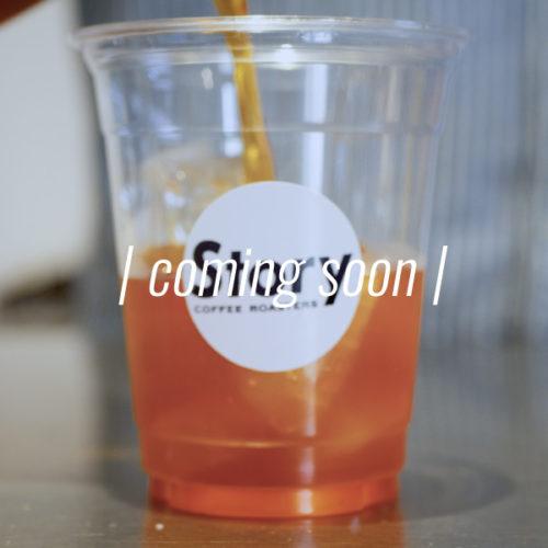 "HOW TO LIQUID ""Story coffee roasters"" coming soon."